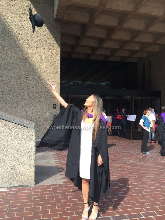 I graduated this year with a degree, in BA Journalism with a 2:1, from London Metropolitan University.