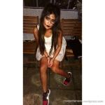 Dead Girl Chillin'